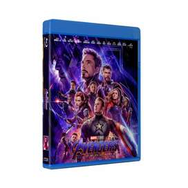 vengers Los Vengadores End Game - Bluray Latino/ingles