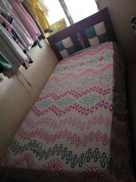 vendo cama semi doble