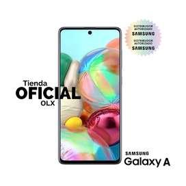 Samsung Galaxy A71 - Tienda Oficial Samsung - Original - Homologado