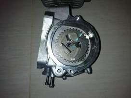 Cilindro estándar y cabeza de fuerza de viva R