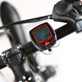 Odometro Medidor De Velocidad Y Distancia Computador De Bicicleta