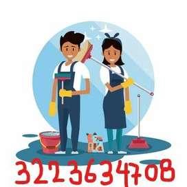 Servicio doméstico experta en aseo