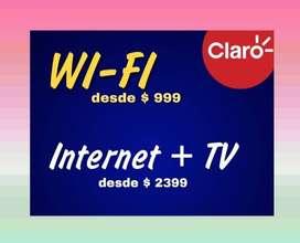 Internet con alta velocidad