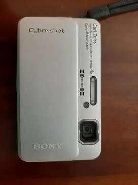 Sony DSC-TX10 - Cámara  Digital pantalla táctil, a prueba de agua, 16.2 MP como NUEVA
