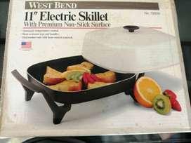 se vende sarten electrico