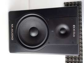 MONITORES M-AUDIO IMPECABLES!