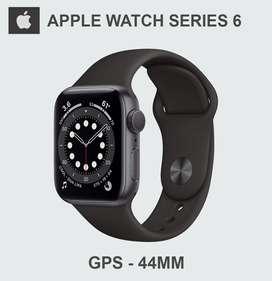 Apple Watch Series 6 44mm Space Gray Nuevos Selladas STOCK!