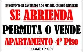 FULL APARTAMENTO: SE VENDE - PERMUTA O ARRIENDA