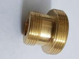 Adaptador niple de llave derivadora Drago Prince Ellen p Canilla Rosca Ø 16.5 mm