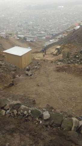 terreno en Collique comas  Lima