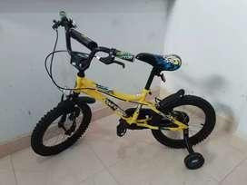Bicicleta Oxford Raptor Aro 16