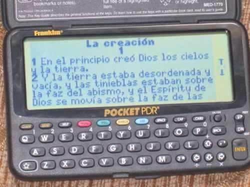 La Biblia Electronico 0