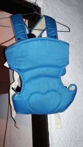 Mochila Porta Bebe Poco Uso