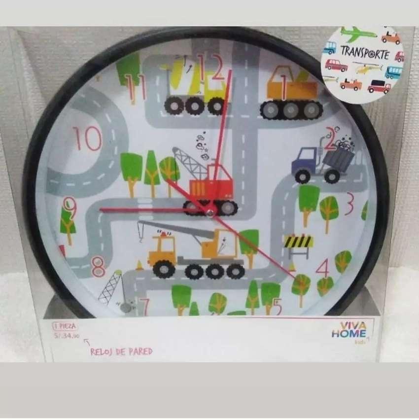 Reloj de pared 0