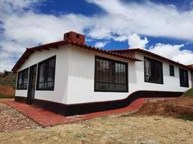 Casa campestre cerca a Bogotá