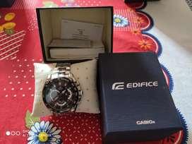 Vendo reloj Casio Edifice original