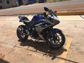Yamaha R3 a la venta