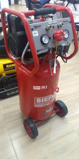 Comprensores industriales de aire seco siefken