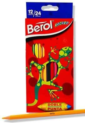 Colores Berol