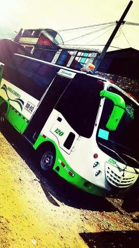 Buseta mitsubishi