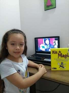 Secretos magicos ! Kit de magia ,truco de magia ,ilusionismo , mago ,niños y niñas
