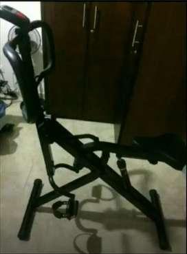 Ven cambio Bicleta Abdominales Body Crunch