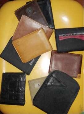 Aproveche oportunidad Unica, venta de maletines, bolsos, carteras, billeteras, morrales, diferentes materiales y estilos