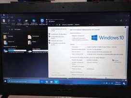 Potente laptop i7