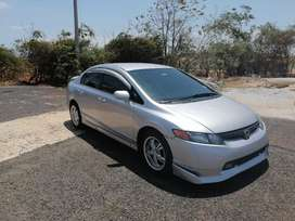 Vendo civic 07 gris