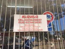 ALQUILO LOCAL COMERCIAL AV GDOR PUJOL 2189