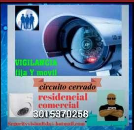 Ofrecemos servicios de seguridad