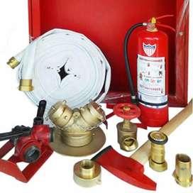 Equipamiento para inspección de bomberos