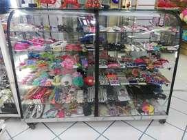 Vendo vitrinas panorámicas (gangaso)