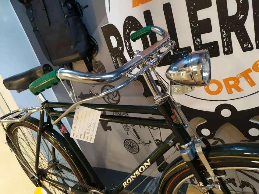 Bicicleta clasica ronson