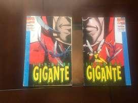 COMICS HOMBRE GIGANTE