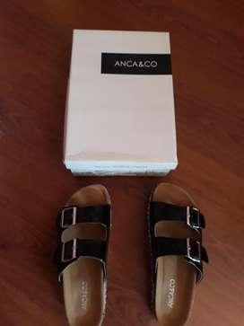 Sandalias Anca & Co