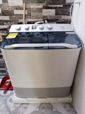 Lavadora HACEB con 2 meses de uso