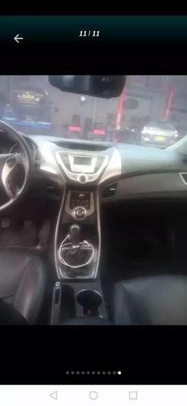 Se vende hyundai I 35 excelente estado  recibo vehículo de menor valor.