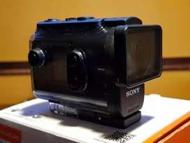 Camara SONY Action Cam AS50 HDR igual a nueva