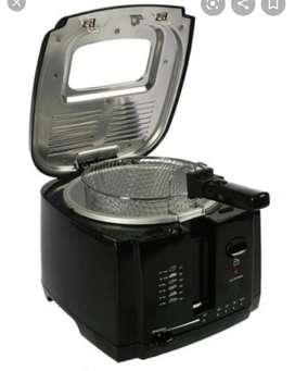 Freidora eléctrica para todo uso d2l