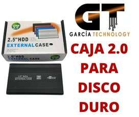 CAJA 2.0 PARA DISCO DURO