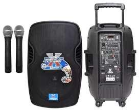PARLANTE amplificado cod 3883