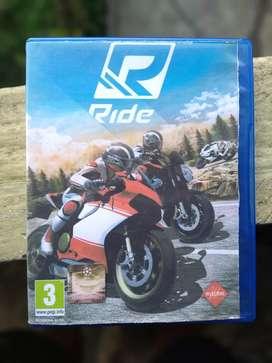 Vendo Ride ps 4