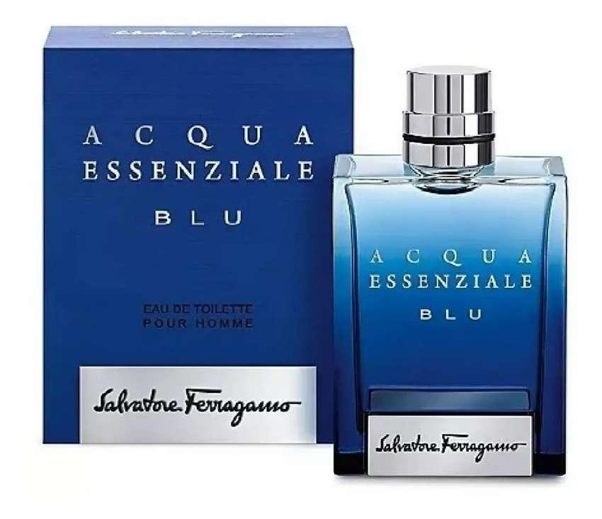 Acqua essenziale blu - Salvatore ferragamo