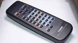 Genuine Canon OEM Control Remoto WL-D5000 para XL & XH videocámaras probado Series