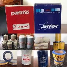 Venta Filtros de Aire, Aceite, Gasolina e externo en Combo