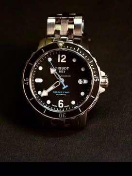 Excelente reloj tissot automatico