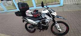 Moto JCH MALLKU 200 cc