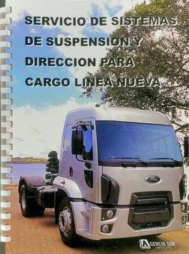 Manual de Servicio de Sistemas de SUSPENSIÓN y DIRECCIÓN para CARGO