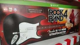 Guitarra Rock Band para Xbox